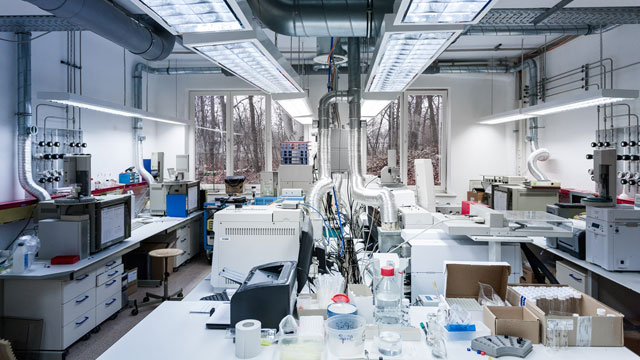 BIOLAB Umweltanalysen, Braunschweig, Chromatographie