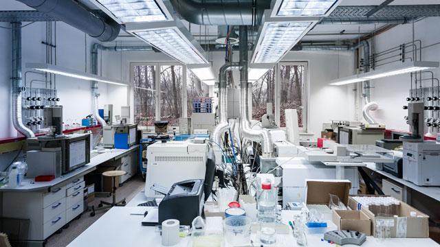 BIOLAB Umweltanalysen Braunschweig, Chromatographie