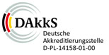 Biolab Umweltanalysen, Braunschweig, Akkreditierung