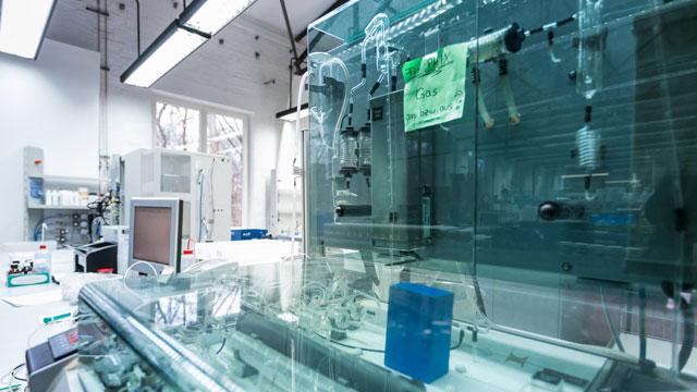BIOLAB Umweltanalysen, Braunschweig, Nasschemie