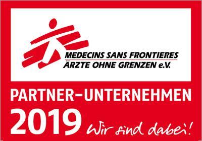 BIOLAB Umweltanalysen, Braunschweig, Ärzte ohne Grenzen Partner 2019