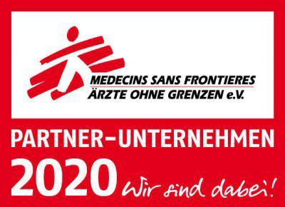 BIOLAB Umweltanalysen, Braunschweig ist auch 2020 Partnerunternehmen von Ärzte ohne Grenzen